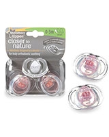 Pure™ Soothers 0-3 Months - Tommee Tippee