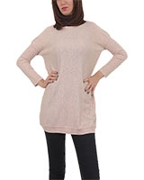 Pullover 4538 Rose One Size - M.Sou