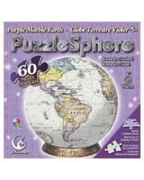 Sphere The Purple Marble Earth 3 - Puzzle