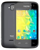 M3 Dual SIM - Tecno + Memory 8GB + Screen Protection + Cover