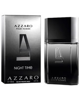 Azzaro Black Night Time For Men