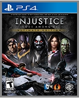 Injustice Gods Among Us - PS4