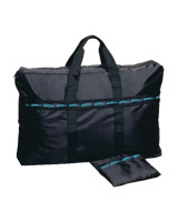The Jumbo Bag - Travel Blue