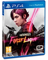 Infamous First Light - PS4