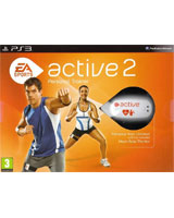 Ea Sports Active V2 Bundle - PS3