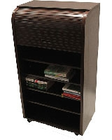 Medium Rolling Cabinet Brown - Rolling-C