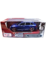 All Stars Porsch Cayenne Turbo - Maisto Die-Cast