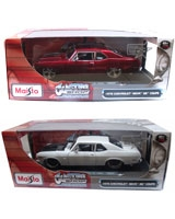 All Stars Chevrolet Nova 1970 - Maisto Die-Cast