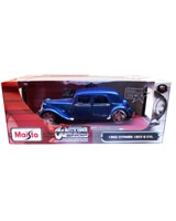All Stars Custom Shop Citroen 15cv - Maisto Die-Cast