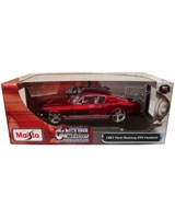 All Stars Ford 1967 Mustang Gta - Maisto Die-Cast