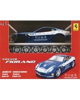 Assembly Line 599 GTB Florano - Maisto Die-Cast
