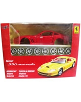 Assembly Line Ferrari 550 Maranello - Maisto Die-Cast