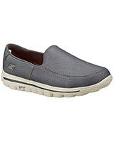 GOwalk 2 - Coast Charcoal 53596-CHAR - Skechers