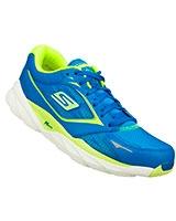 GOrun Ride 3 Blue/Lime 53910-BLLM - Skechers