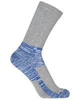 Sport Half Terry Long Socks 5604 Grey - Solo