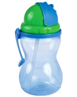 Cup with straw 370ml - Canpol Babies