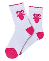 Girls Long Socks 5682 - Solo