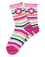 Girls Long Socks 5687 - Solo