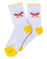Girls Long Socks 5691 - Solo