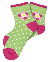 Girls Half Socket Socks 5698 - Solo