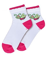 Girls Half Socket Socks 5699 - Solo