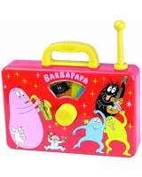 Barbapapa Tin Music Radio - Vilac