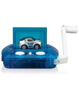 EZTEC 1:64 Crank'n Charge Ford Mustang - RadioShack