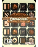 Chocolatier Tin