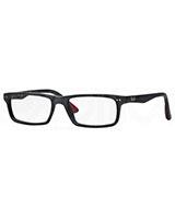 Mens Optical Glasses 5277 Sandblasted Black 2077 - Ray Ban