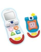My Flip Up Sounds Phone - Winfun