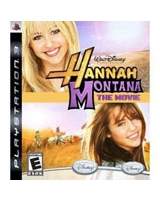Hannah Montana : The Movie - PS3