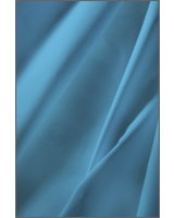 Plain Flat Bed Sheet Fashion Dusk Blue - Comfort