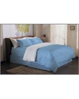 Plain Duvet Cover Fashion Dusk Blue - Comfort