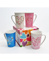 Porcelain mug set 62537443(93) - Home