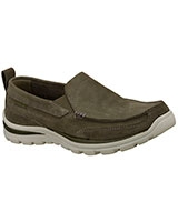 Relaxed Fit : Superior - Pace Charcoal 63698-CCGY - Skechers