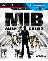 Men in Black : Alien Crisis - PS3