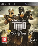 Army of Two : The Devil's Cartel - PS3