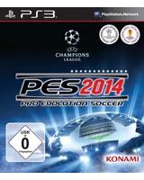 PES 2014 - Pro Evolution Soccer - PS3