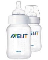 Feeding bottle 2 Classic 260ml - Philips Avent