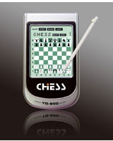 Chess Handheld Touch Screen Game YD 900 – Puzzle