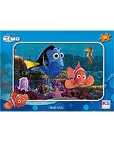 Nemo Puzzle Frame Assorted 24 Pieces - KS Games