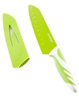 Santoku Knife 7'' with Sheath 6223004500947 - La Vita