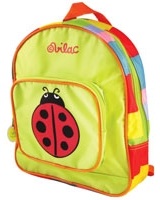 Lady Bird Backpack - Vilac