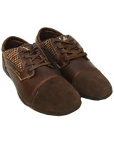 Shoes Dark Brown AC_LH41191 - Jel Activ