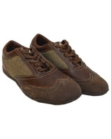 Shoes Dark Brown AC_LH41192 - Jel Activ