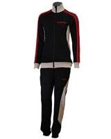 Training Suit Black/Red 773-82-W-BR - Energetics