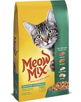 Indoor Formula Dry Food - Meow Mix