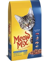 Seafood Medley Dry Food - Meow Mix