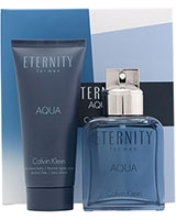 Calvin Klein Eternity Aqua Gift Set 2 Pieces EDT for Men