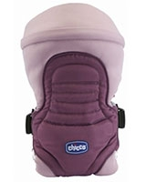 Soft & Dream Baby Carrier Rose - Chicco